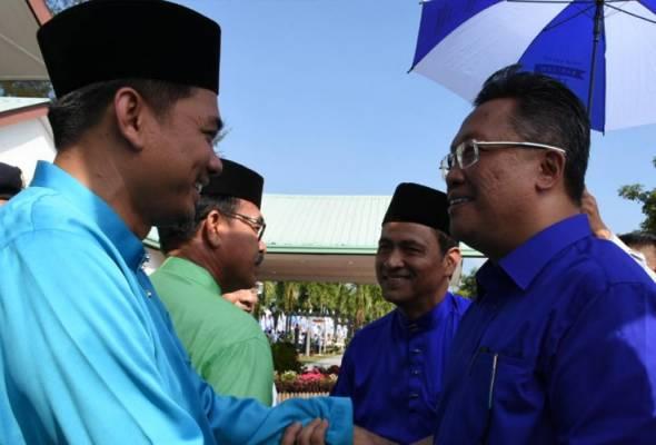 Rahman Dahlan bertanding empat penjuru di Parlimen Sepanggar