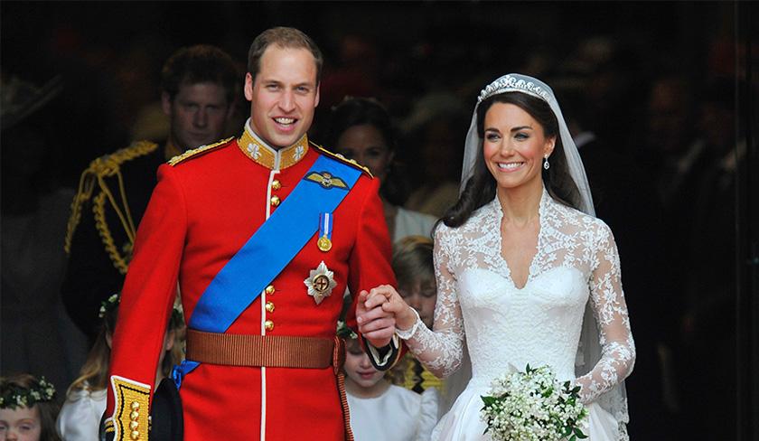 Kate Middleton bukan puteri, sama seperti mendiang Diana. - REUTERS