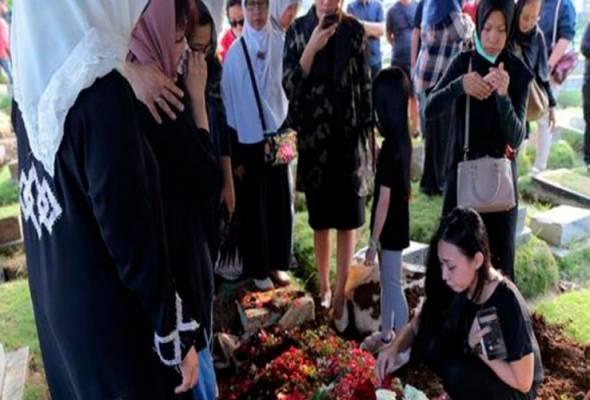 Anggota Kerispatih, Andhika meninggal dunia akibat serangan jantung