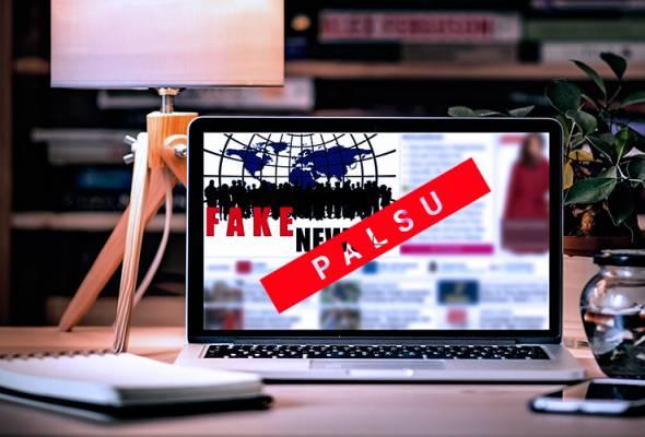 Fake news! Ini 5 berita palsu sejak Parlimen dibubar
