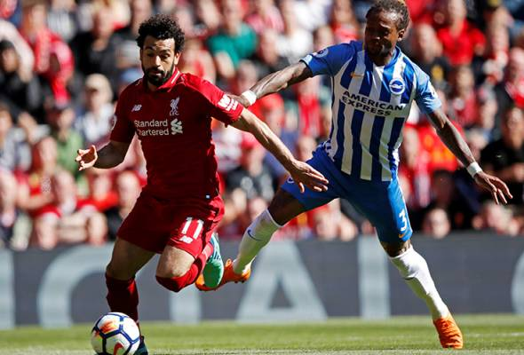 Liverpool pastikan slot layak ke UCL