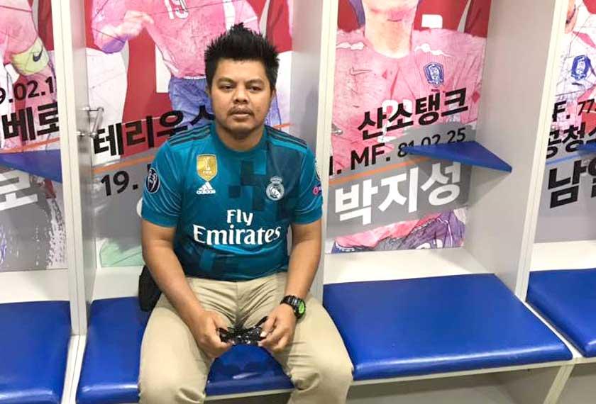 Faizal Mat Zin merupakan Presiden Malaysia Real Madrid Supporters Club, kelab penyokong Real Madrid di Malaysia.