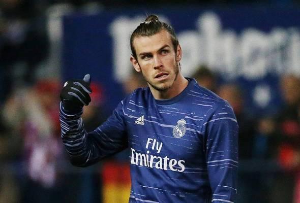 Bale selamatkan maruah Madrid