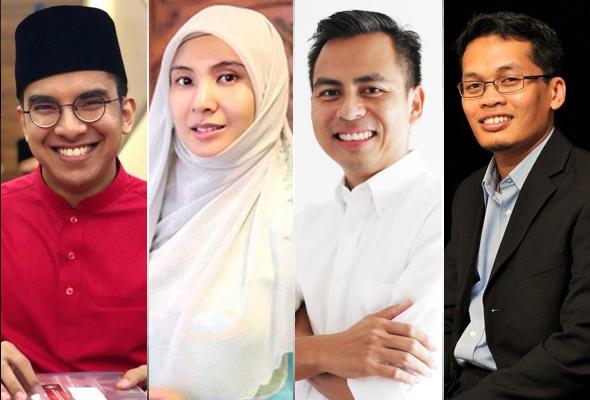 Syed Saddiq, Nurul Izzah pilihan netizen sebagai Menteri Belia dan Sukan