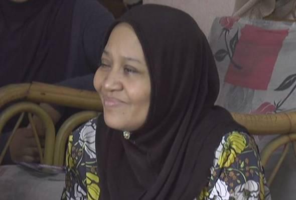 Wanita OKU penglihatan terharu bertemu calon PRU