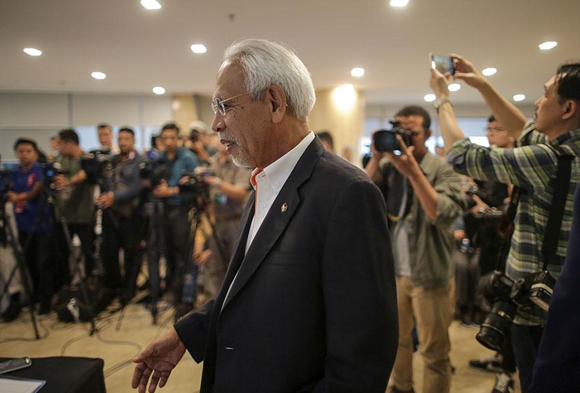 Shahrir berkata, sejak dilantik, beliau telah melaksanakan sekurang-kurangnya lapan penambahbaikan dalam FELDA. - Astro AWANI/Fail