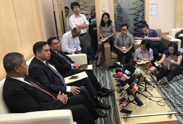Laporan penuh pencarian MH370 Julai ini - Anthony Loke