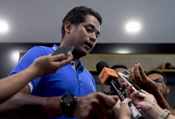 Selamat maju jaya, Malaysia - Khairy Jamaluddin