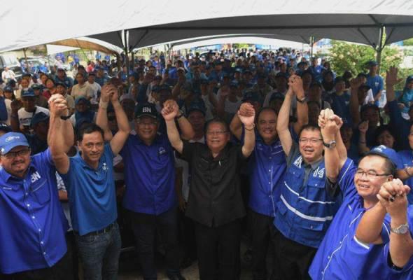 Sengat 'Sabah for Malaysia' lebih berbisa - Rahman Dahlan