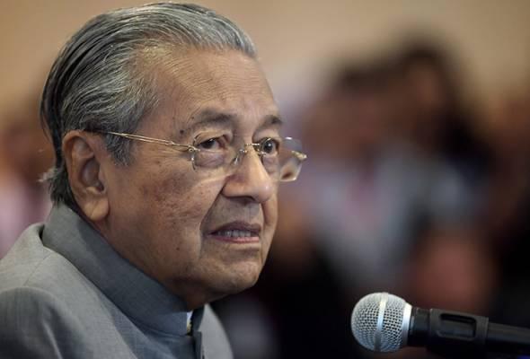 Tiba masanya pencarian MH370 dihentikan - Tun Mahathir