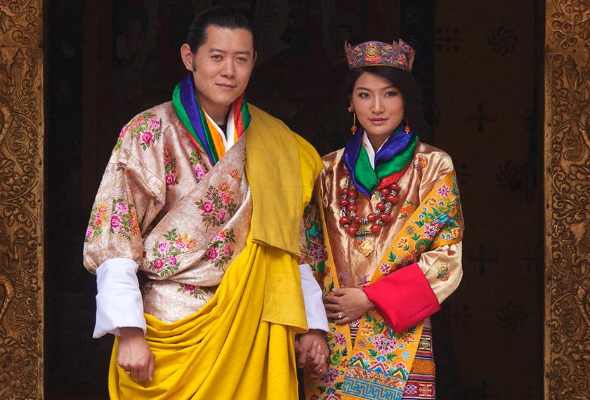Perkahwinan dengan Raja Bhutan mengangkat Pema sebagai permaisuri termuda di dunia pada usia 21 tahun.