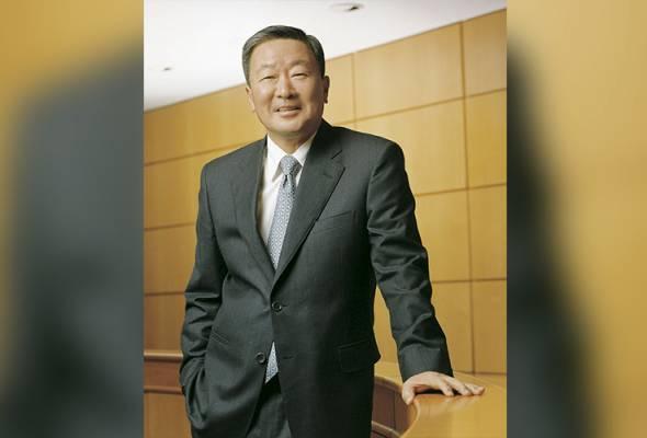 Pengerusi kumpulan LG meninggal dunia di usia 73 tahun