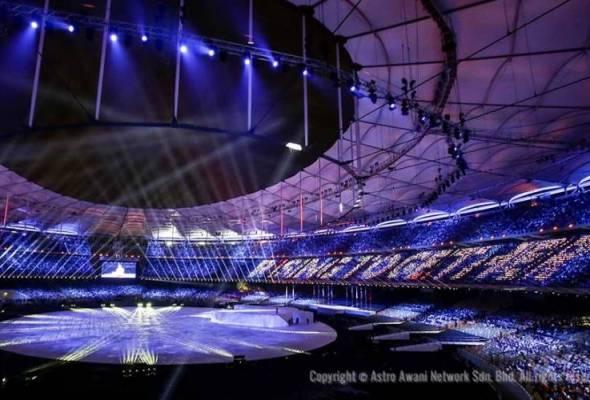 Kita juara! Stadium Nasional Bukit Jalil dinobat Stadium Terbaik Dunia 2018
