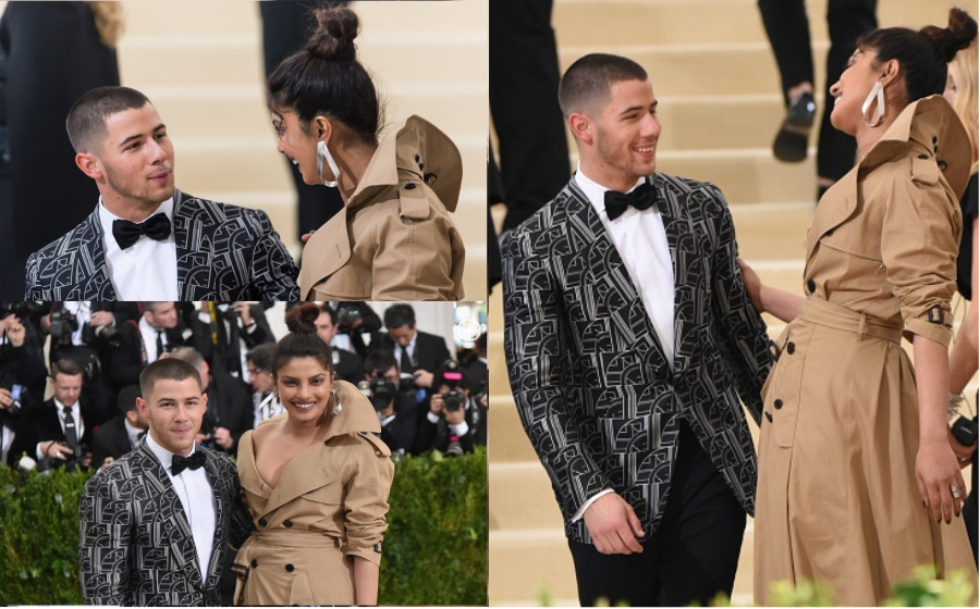 Nick Jonas dan Priyanka Chopra bercinta?