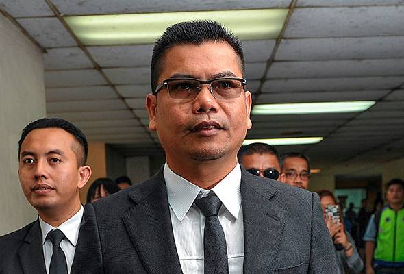 Jamal Yunos loloskan diri ke Indonesia?
