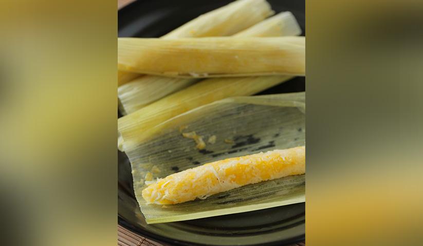 Kuih serak jagung mempunyai nilai eksklusif yang hanya dinikmati oleh golongan diraja Perak.