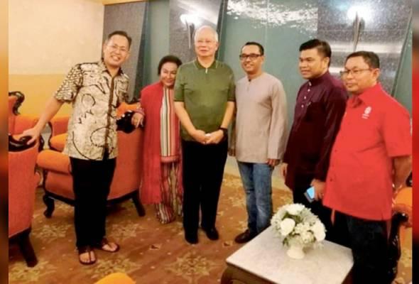 Najib, Rosmah bercuti di Langkawi