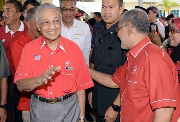 Tun Mahathir fokus kepentingan dasar pandang ke timur