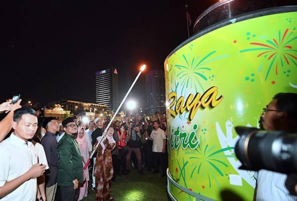 Iftar@Kuala Lumpur disambut meriah