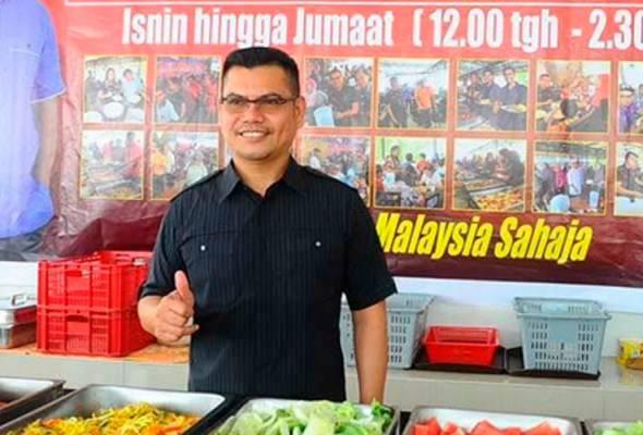 Jamal Yunos rayu tangguh tutup restorannya