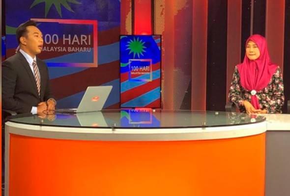Sekarang masa untuk 'detox' UMNO - Dira Abu Zahar