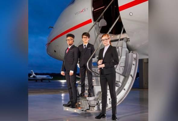 VistaJet sedia bilik mainan kanak-kanak pertama dalam pesawat