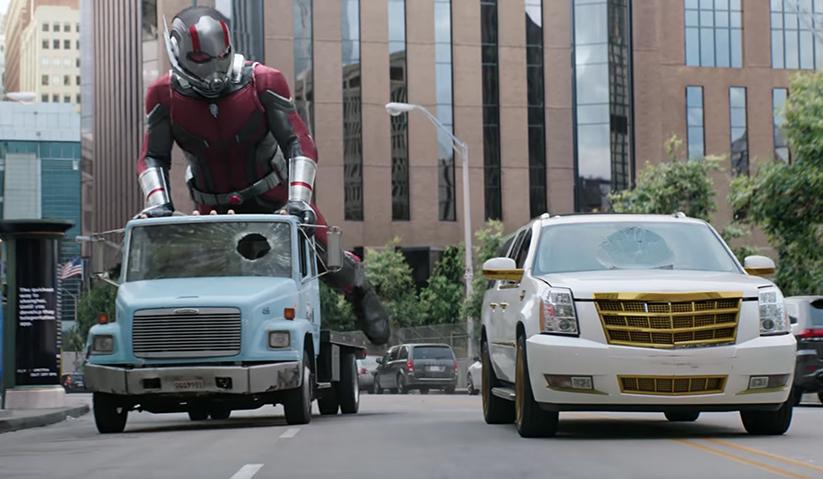 Ant-Man menjadi besar, Giant-Man - Foto oleh Youtube Marvel Entertainment