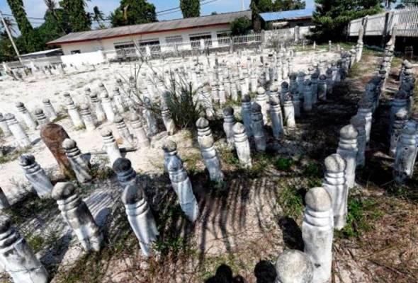 Penyelidik yakin temui makam sebenar Merong Mahawangsa di Sungai Petani