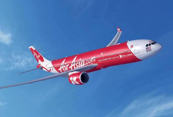 AirAsia mulakan semula penerbangan dari Kuala Lumpur ke Kuantan