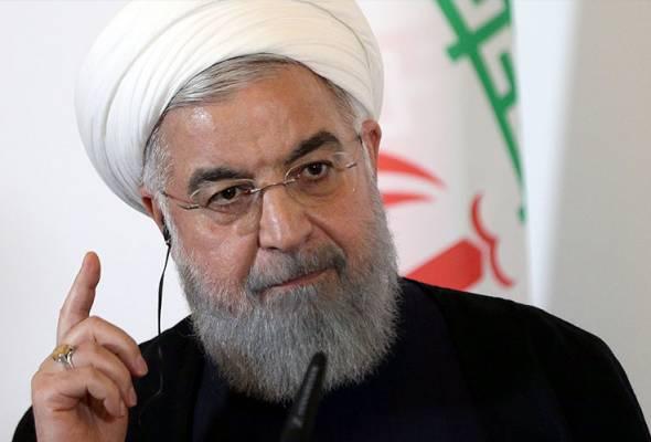 Hassan Rouhani: Sekatan AS tiada kesan