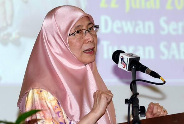 Isu pembayaran royalti minyak diperhalusi - Dr Wan Azizah