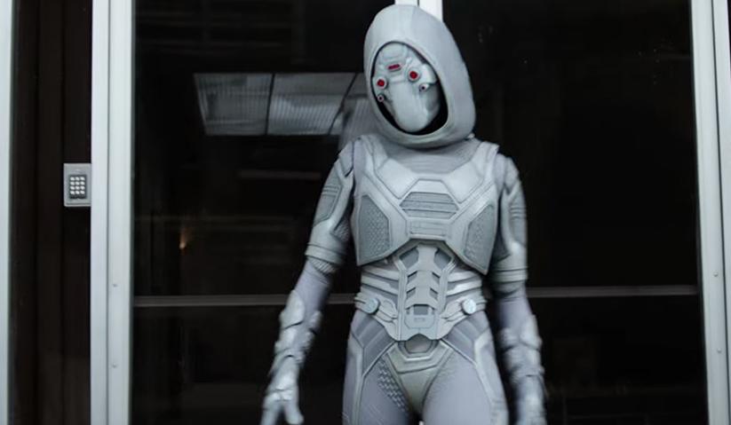 Ghost, watak antagonis atau villain dalam 'Ant-Man and The Wasp' - Foto Youtube Marvel Entertainment