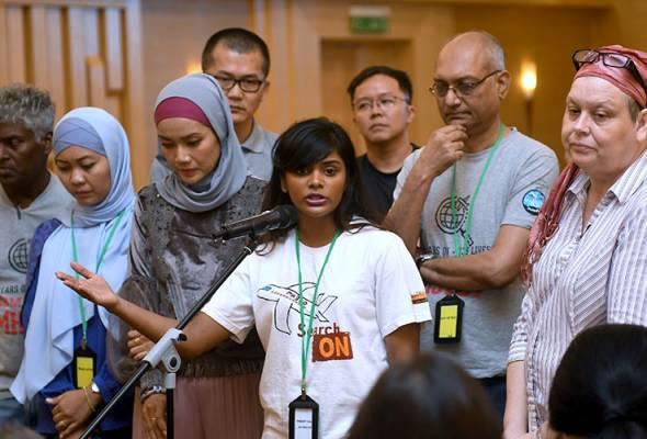 MH370: Tiada petunjuk baharu dalam laporan, waris penumpang kecewa