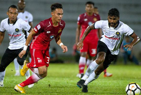 Slot terakhir Piala Malaysia milik Kelantan