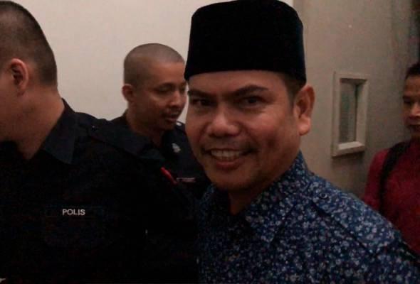Jamal Yunos mohon Peguam Negara gugur kes