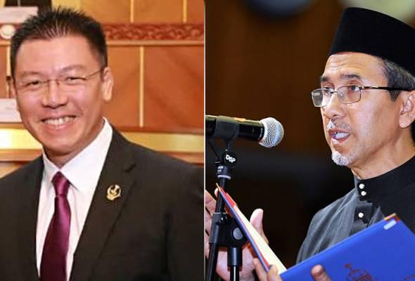 Nga Kor Ming, Rashid Hasnon dilantik Timbalan YDP Dewan Rakyat baharu