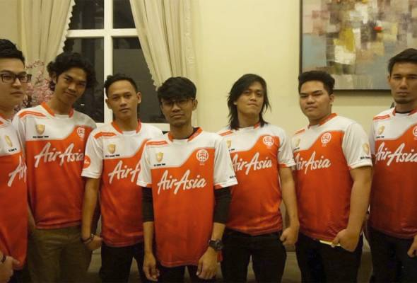 Mobile Legends: Maruah AirAsia Saiyan tercalar