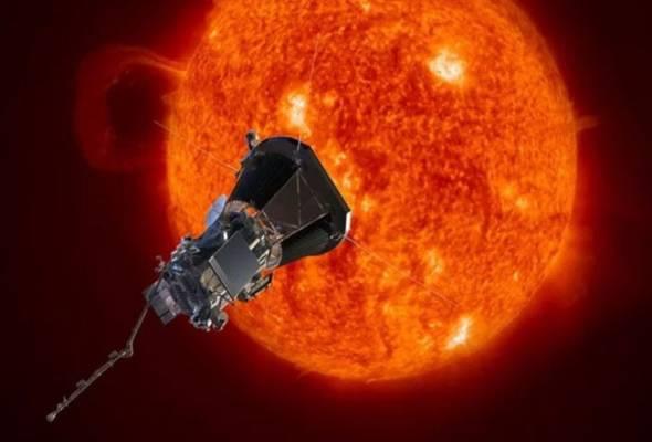 NASA lancar kapal angkasa dekati matahari