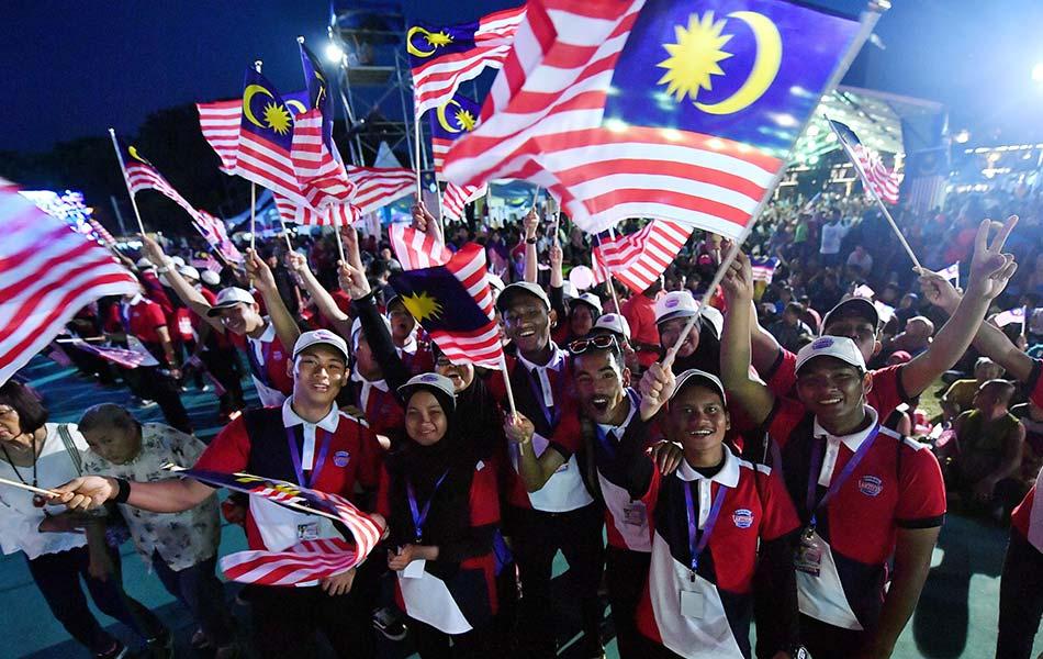 jalur gemilang, bendera, malaysia, merdeka, pelancaran