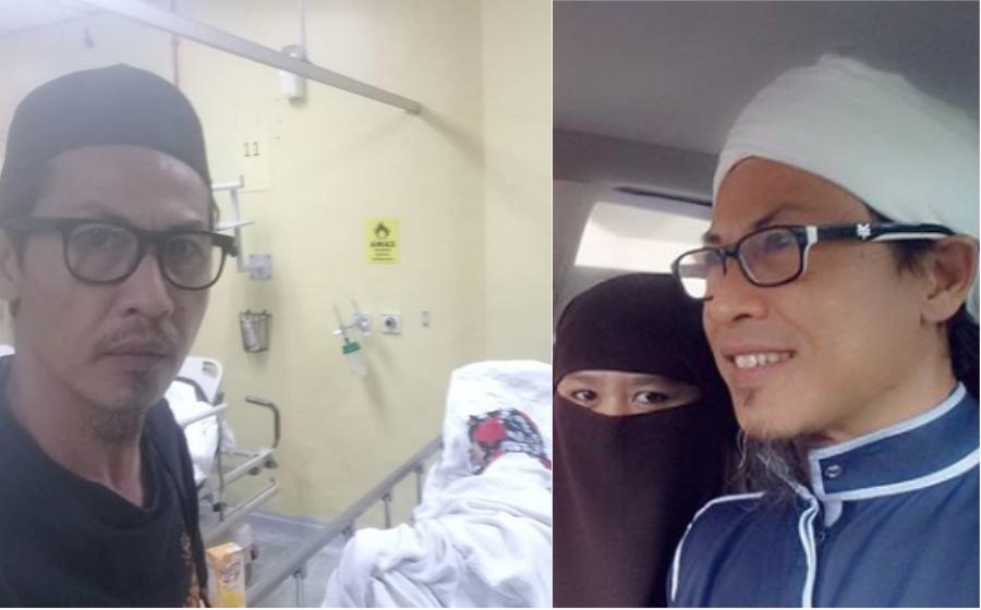 Ibu dalam keadaan lemah hingga tak boleh bangun - Zul Yahya mohon doa peminat