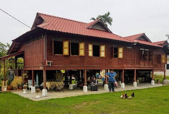 Rumah Warisan Ilhamkan Patriotisme Laksamana Astro Awani