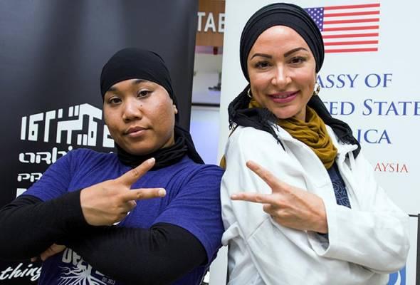 Dua penari wanita Islam AS cerita cara atasi Islamophobia