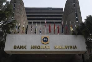 Bank Negara turunkan kadar faedah 3