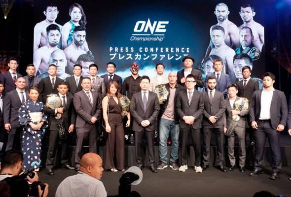 MMA: ONE Championship kembangkan sayap ke Jepun, Korea Selatan