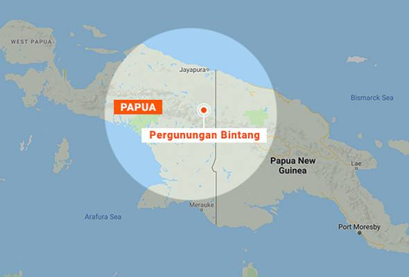 Pesawat bawa 9 orang hilang, dikhuatiri terhempas di Papua