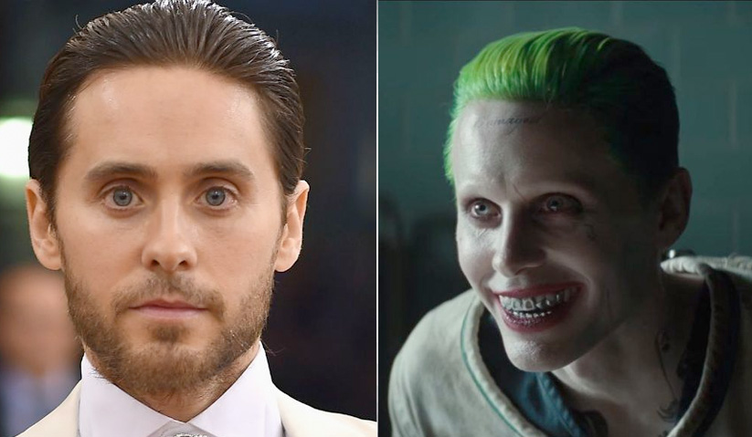 Vokalis kumpulan 30 Seconds to Mars juga pernah melakonkan watak Joker.