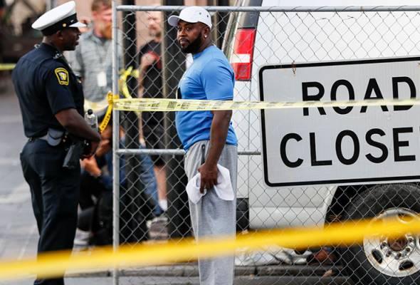 Tiga maut dalam kejadian tembakan di Cincinnati