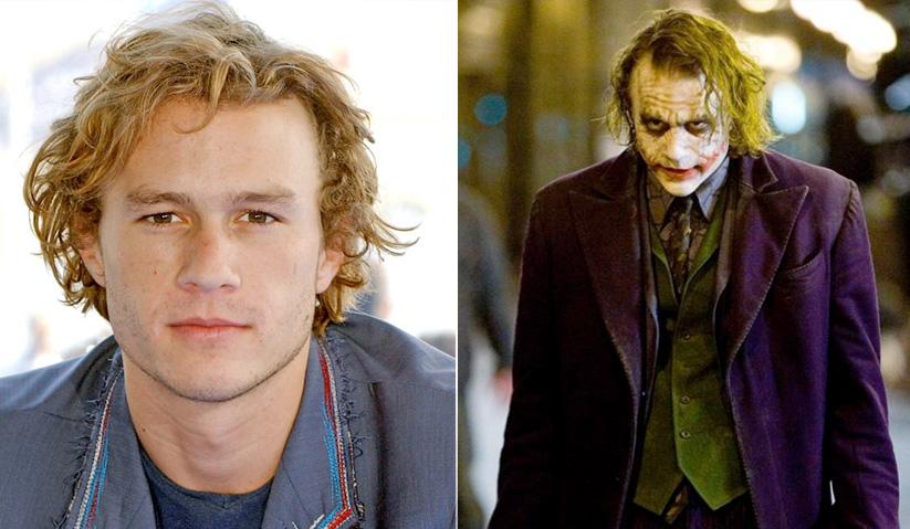 Lakonan mendiang Heath Ledger didalam filem 'The Dark Knight' sebagai Joker dikatakan antara yang terbaik sepanjang zaman.