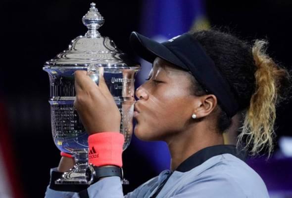 Terbuka AS: Naomi Osaka tewaskan Serena Williams