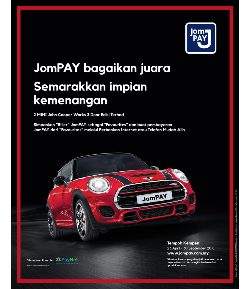 MINI John Cooper Works 3 Door edisi terhad.